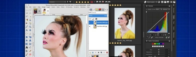 Professional Photography in Linux, Part 1